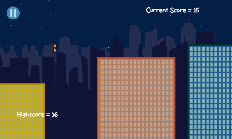 City Sprint Free- screenshot