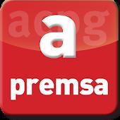 Prensa en catalán