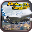 3D Plane Flight Fly Simulator icon