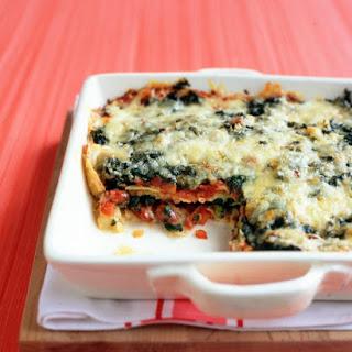 Mexican-Style Lasagna.