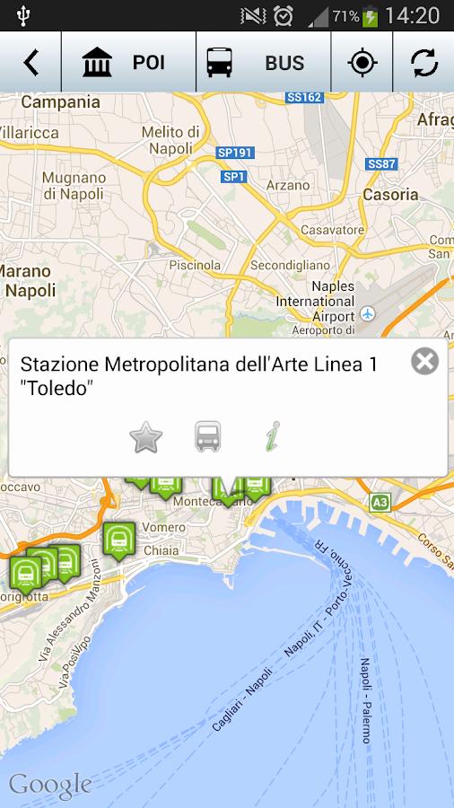 Gira Napoli - screenshot