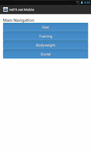 IntFit - Fitness Community- screenshot thumbnail