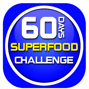 60 days SUPERFOOD challenge