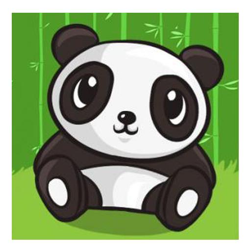 Pandas for Kids LOGO-APP點子