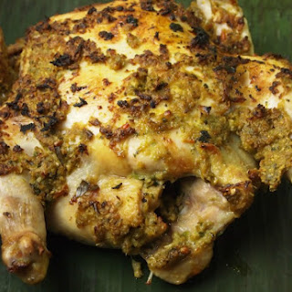 Chicken Betutu.
