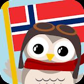 Gus Learns Norwegian for Kids
