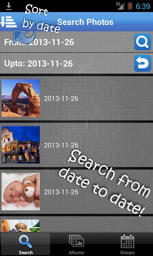 Photo Dates