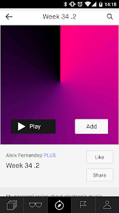 Playmoss: The Playlists Home- screenshot thumbnail