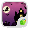 Pink Halloween Keyboard Theme icon