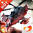 GUNSHIP BATTLE : Helicopter 3D logo