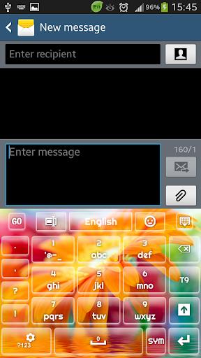 【免費個人化App】花卉键盘-APP點子