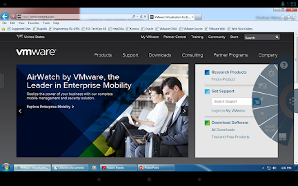 VMware Horizon Client Screenshot 12