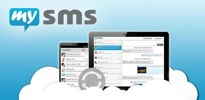 mysms Tablet – Text anywhere 0.9.3