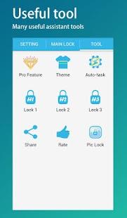 玩商業App|HI AppLock-LeafWaterDrop Theme免費|APP試玩
