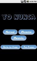 Screenshot of Yo Nunca
