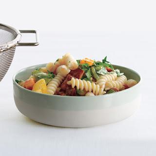 Heirloom Tomato Herb Pasta Salad.