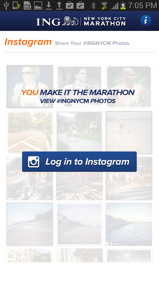 NYC Marathon - screenshot