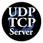 UDP TCP Server - No Ads icon