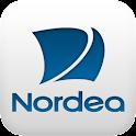 Nordea Latvija logo