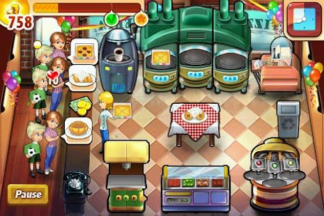 Game Pizza Shop Mania Free apk for kindle fire