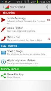 Immigration News & Activism- screenshot thumbnail