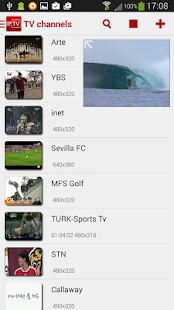 VXG IPTV Player (TV online)- screenshot thumbnail