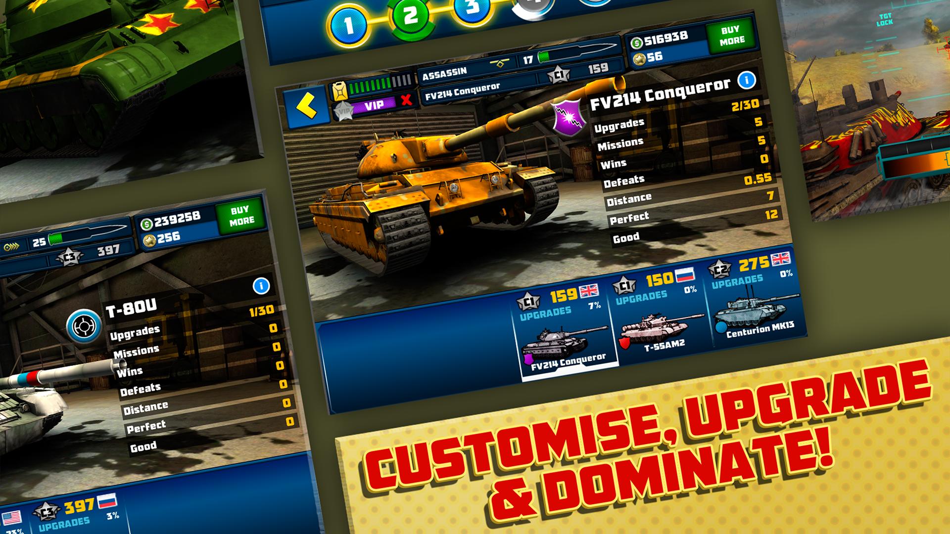 Boom! Tanks screenshot #4