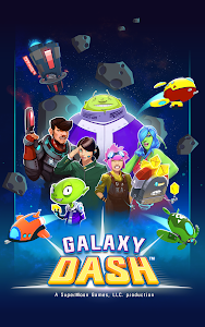 Galaxy Dash: Race to Outer Run v1.6