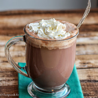 Hot Chocolate from Scratch.