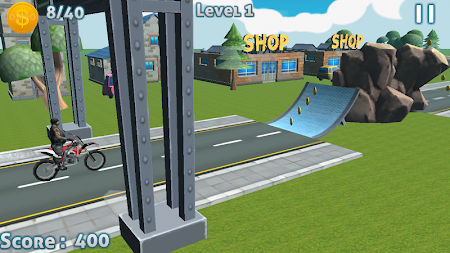 Stunt Bike Race 3D Free 1.0.4 screenshot 135238