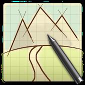 Sketch a Track - GPX Viewer