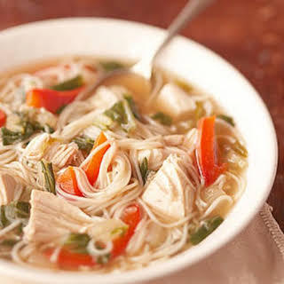 5-Spice Chicken Noodle Soup.