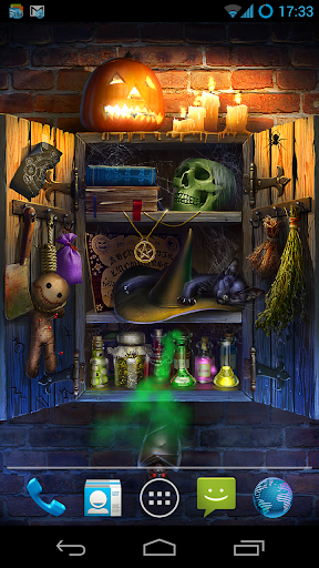 Halloween 2013 Live Wallpaper