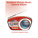 Konkani Songs Music Radio icon