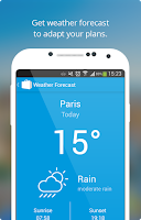 Screenshot of Paris Travel Guide & Map