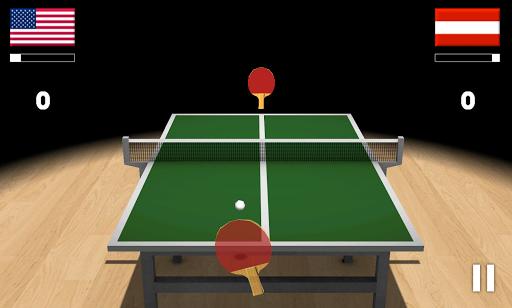 Virtual Table Tennis 3D 2.7.9 screenshots 5