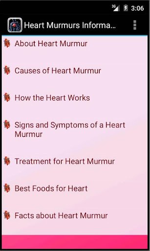 heart murmurr essay Again the murmur is a normal, innocent murmur of childhood a third common innocent murmur that occurs during the teen-age years is a pulmonary flow murmur this murmur is due to blood flow in a normal heart and pulmonary artery the murmur is louder with fever or illness it is not due to a heart problem.