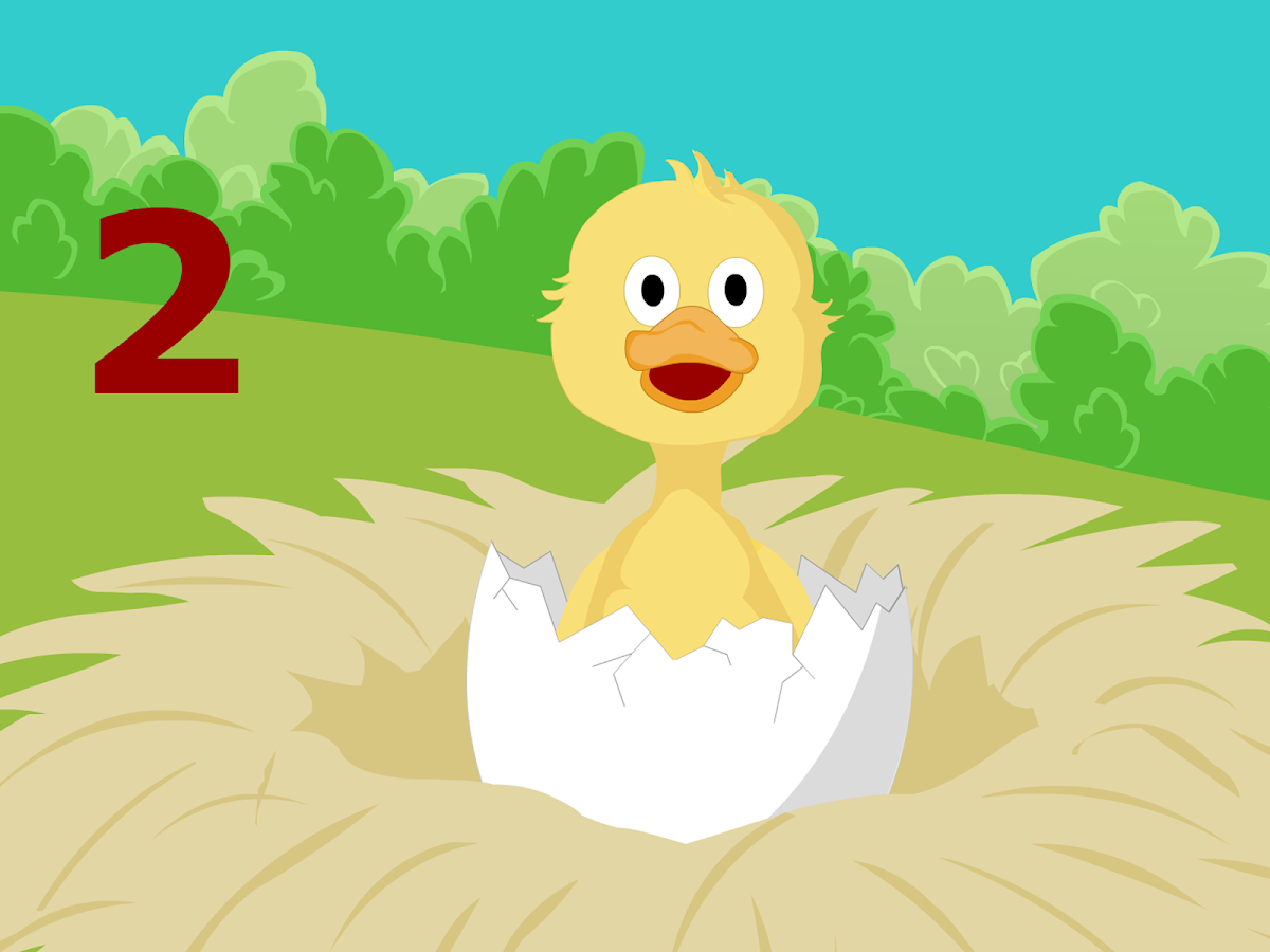Numbers For Ducklings- screenshot