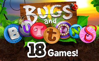 Screenshot of Bugs and Buttons