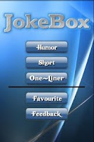 Screenshot of Joke Box
