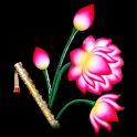 ShreeNathji ( Krishna Radha ) logo