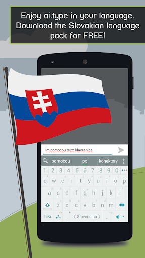 ai.type Slovak Predictionary