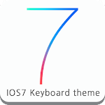 Q2, Go keyboard theme ios7