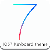 Q2, Go keyboard theme ios7