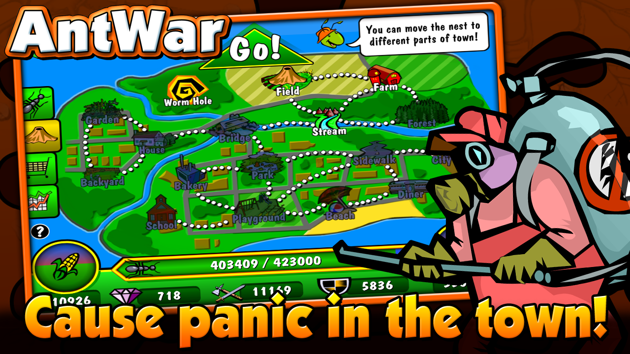 Ant War - Apps on Google Play