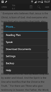 Holy Bible: Reader Assistant- screenshot thumbnail