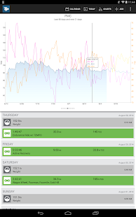 TrainingPeaks - screenshot thumbnail