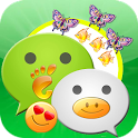 TOP Stickers Emoji WeChat icon