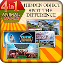 Animal Games Combo Pack