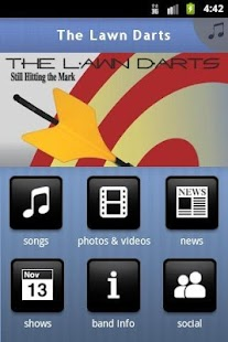 The Lawn Darts - screenshot thumbnail
